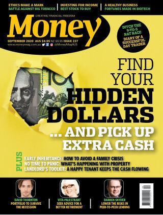 Money Magazine Australia September 2020