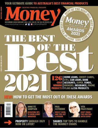 Money Magazine Australia December 2020