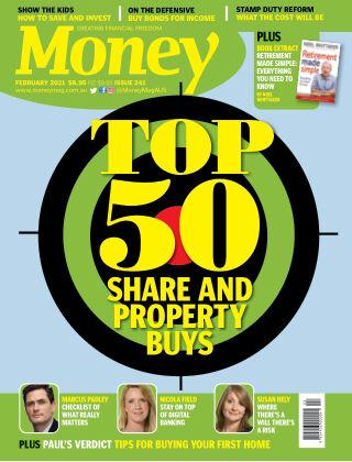 Money Magazine Australia February 2021