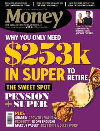 Money Magazine Australia June 2021