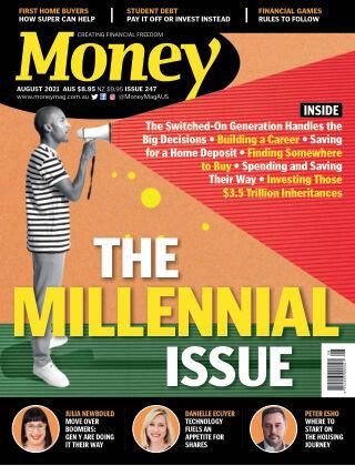 Money Magazine Australia August 2021