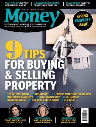 Money Magazine Australia September 2021