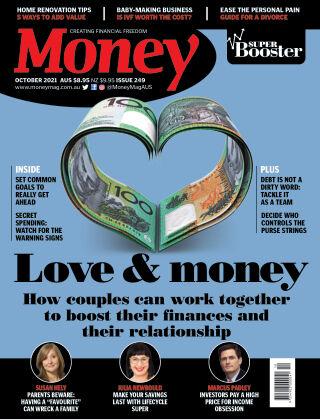 Money Magazine Australia October