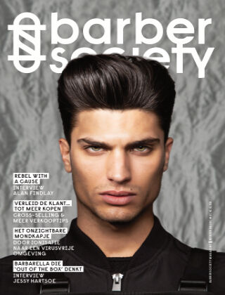 BarberSociety Magazine Winter 2020/2021