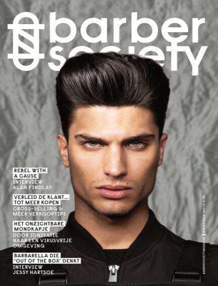 BarberSociety Magazine January 01, 2021 00:00
