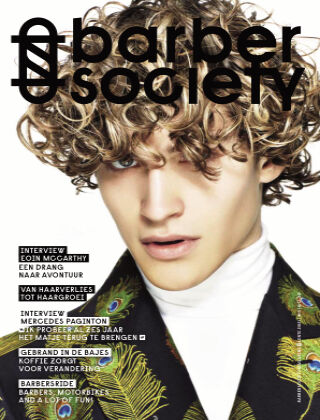 BarberSociety Magazine Lente 2021