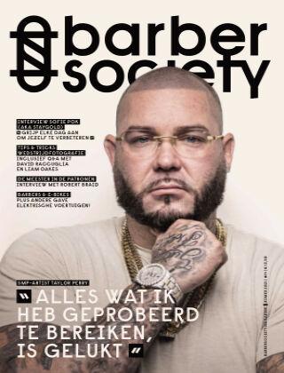 BarberSociety Magazine Zomer 2021