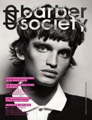 BarberSociety Magazine Herfst 2021