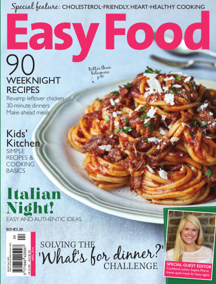 Easy Food April 05, 2016 00:00