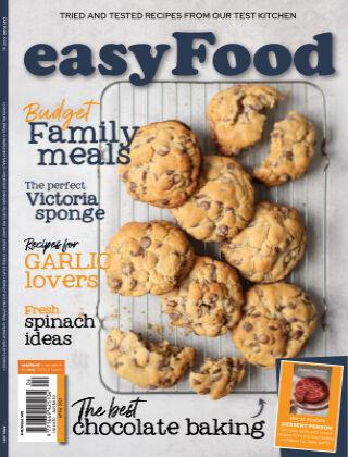Easy Food April 2021
