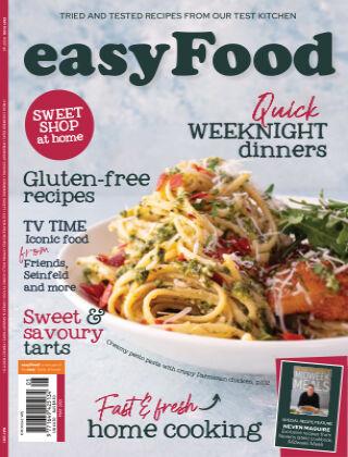 Easy Food May 2021
