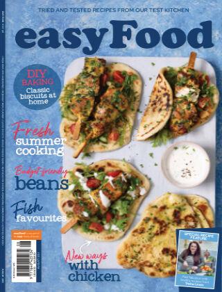Easy Food August 2021