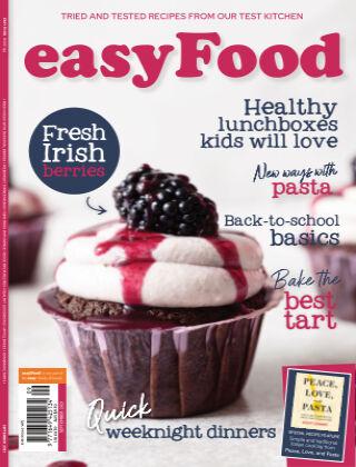 Easy Food September 2021