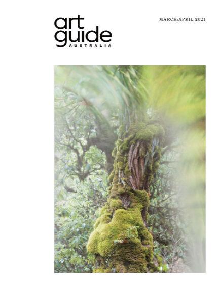 Art Guide Australia February 28, 2021 13:00