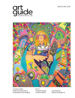 Art Guide Australia May/June 2021