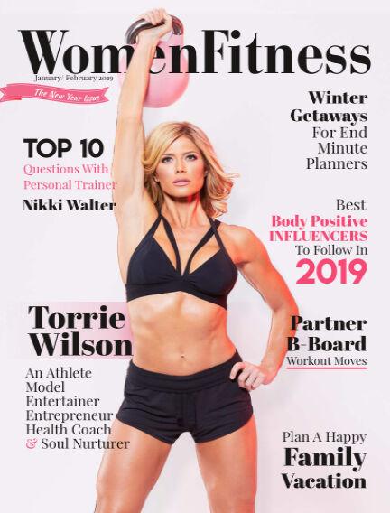 Women Fitness February 01, 2019 05:00