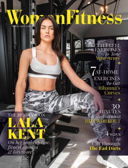 Women Fitness April 01, 2019 04:00