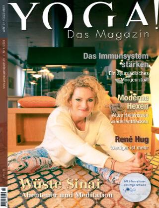 YOGA! Das Magazin 4/2020