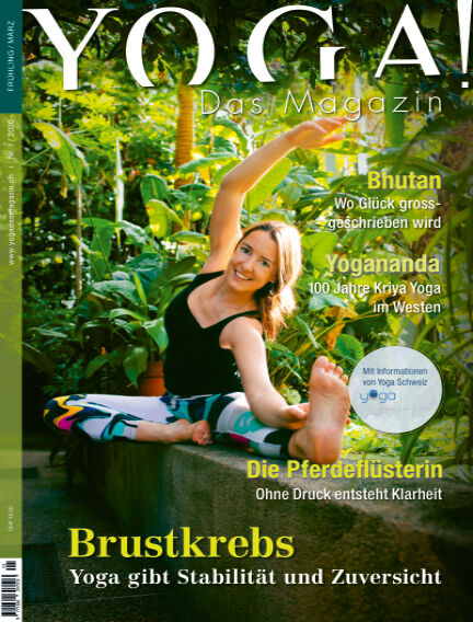 YOGA! Das Magazin March 06, 2020 00:00
