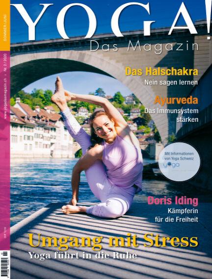YOGA! Das Magazin June 05, 2020 00:00