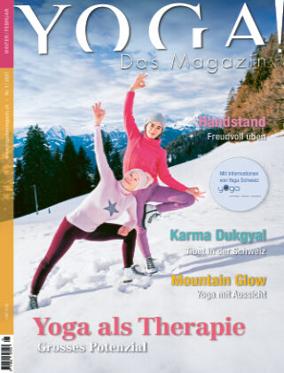 YOGA! Das Magazin 1/2021