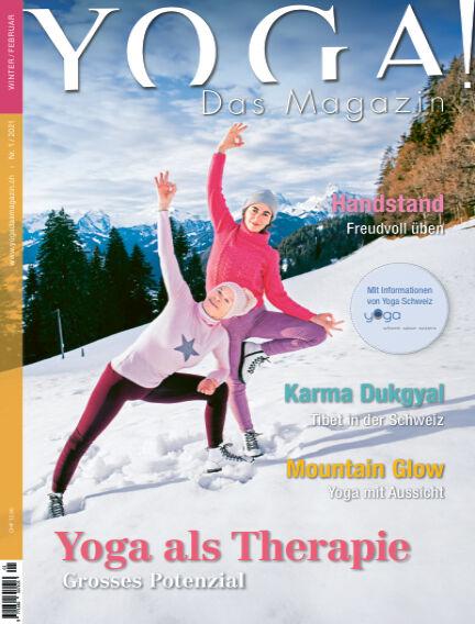 YOGA! Das Magazin