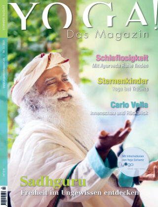 YOGA! Das Magazin 3/2021