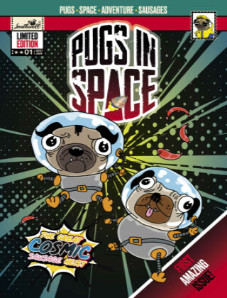 Pugs In Space 01