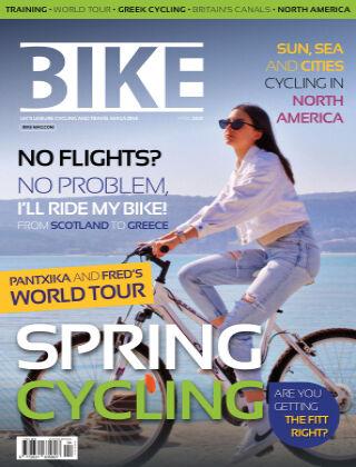BIKE Magazine April 2021