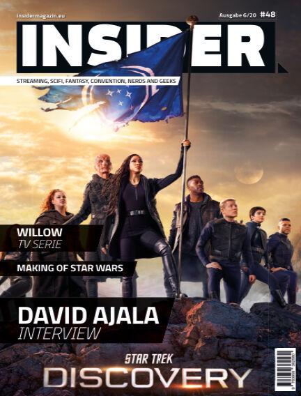Insider Magazin December 15, 2020 00:00