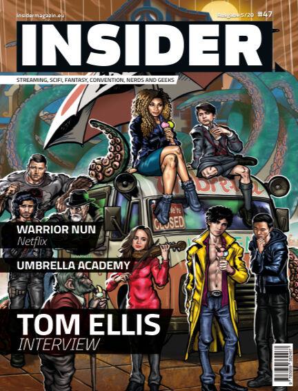 Insider Magazin October 15, 2020 00:00