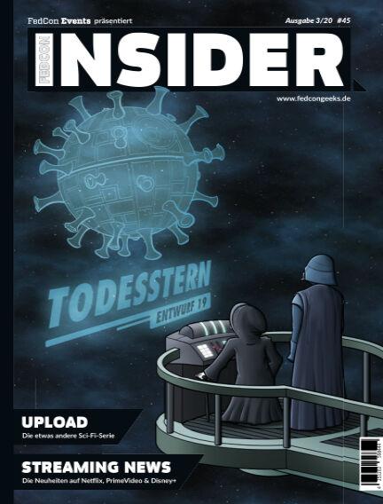 Insider Magazin June 15, 2020 00:00