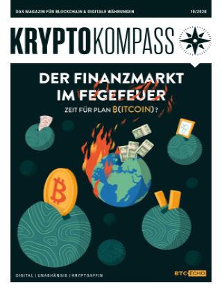 Der Kryptokompass - Das Magazin für Bitcoin, Blockchain und Krypto 10-2020