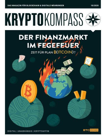 Der Kryptokompass - Das Magazin für Bitcoin, Blockchain und Krypto October 01, 2020 00:00