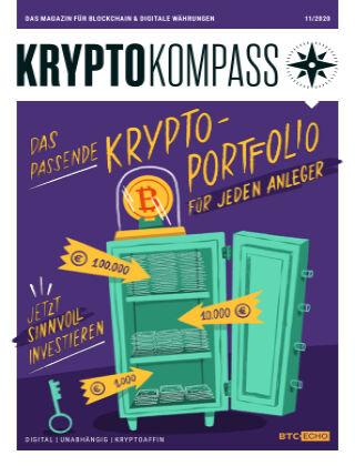 Der Kryptokompass - Das Magazin für Bitcoin, Blockchain und Krypto 11-2020
