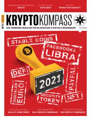 Der Kryptokompass - Das Magazin für Bitcoin, Blockchain und Krypto 12-2020