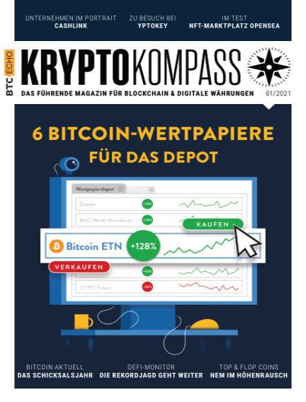 Der Kryptokompass January 01, 2021 00:00