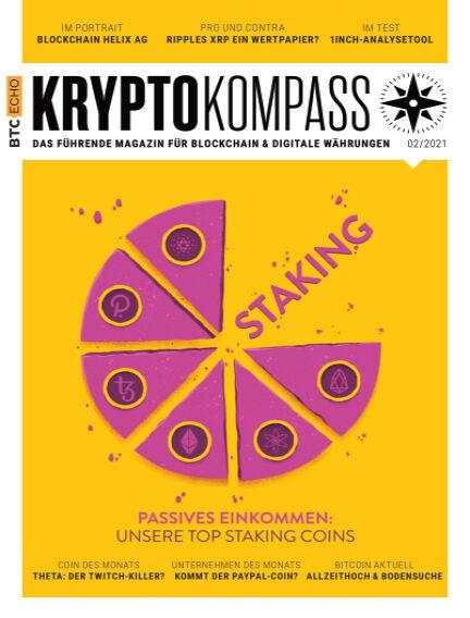 Der Kryptokompass February 01, 2021 00:00
