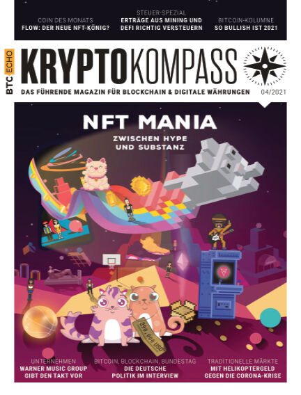 Der Kryptokompass April 01, 2021 00:00