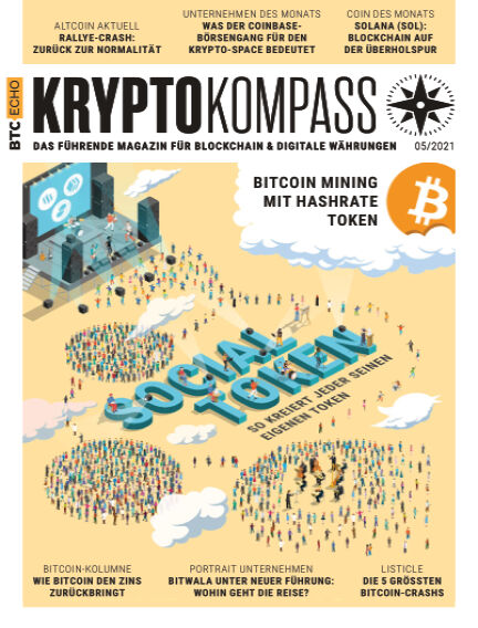 Der Kryptokompass May 01, 2021 00:00