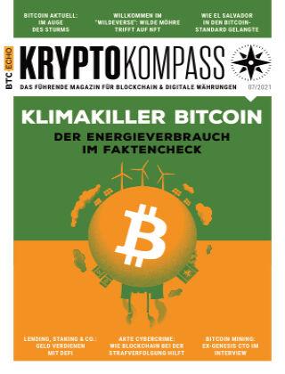 Der Kryptokompass - Das Magazin für Bitcoin, Blockchain und Krypto 07-01