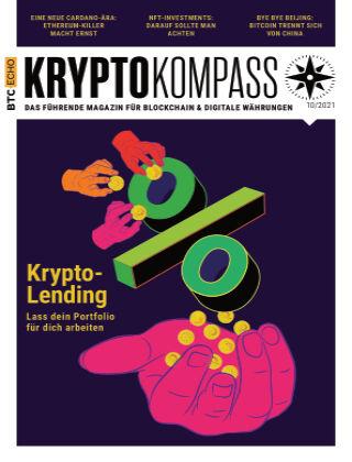 Der Kryptokompass - Das Magazin für Bitcoin, Blockchain und Krypto 10-01