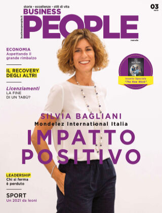 BUSINESS PEOPLE Marzo 2021