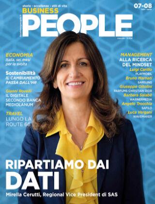 BUSINESS PEOPLE Luglio/Agosto 2021