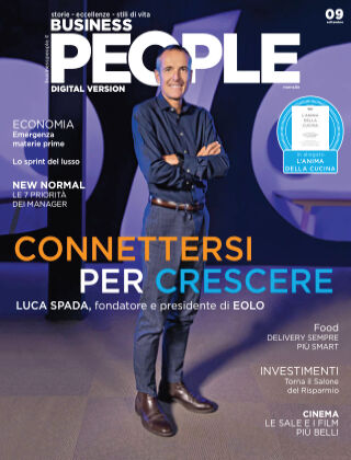 BUSINESS PEOPLE Settembre 2021
