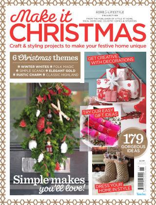 Home & Lifestyle Collection Make It Christmas