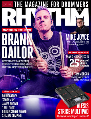 Rhythm (The Archive) Issue 292