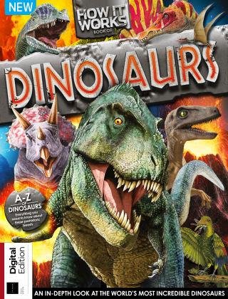 How it Works Book of Dinosaurs 10th Edition