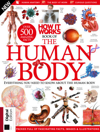 How it Works Book of The Human Body 12th Edition