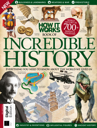How It Works Book Of Incredible History 12th Edition